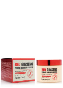 Крем для лица FarmStay Red Ginseng Prime Repair Cream