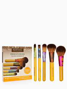 Набор кистей Ecotools Fresh & Flawless Five Piece Complexion Set