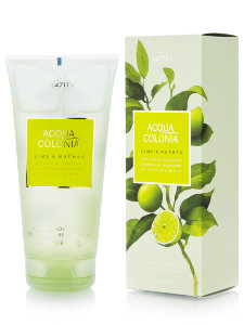 Гель для душа Acqua Colonia Lime & Nutmeg