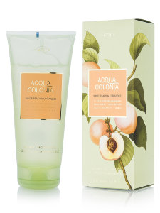 Гель для душа Acqua Colonia White Peach & Coriander