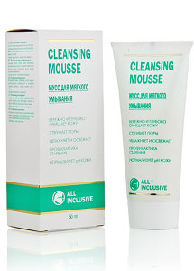 Мусс для лица All Inclusive Cleansing Mousse