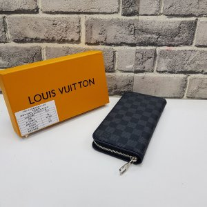 Портмоне Louis Vuitton Checkly Blue