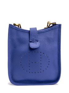 Сумка Hermes Blue Mini
