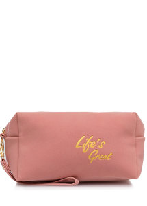 Косметичка Life`s Great Pink