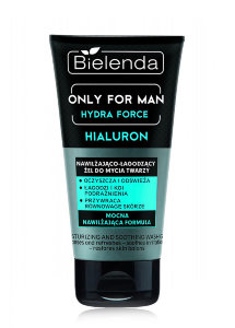 Гель для лица Bielenda Only For Men Hydra Force