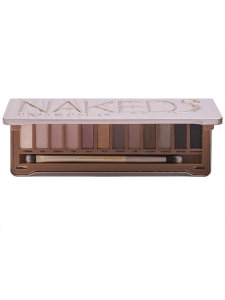 Тени для век Urban Decay Naked 3 Eyeshadow Palette