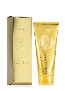 Пенка для лица Elizavecca 24K Gold Snail Cleansing Foam