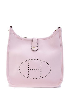 Сумка Hermes Light Pink Big