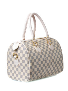 Женская сумка Louis Vuitton Beige Check