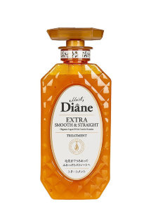 Бальзам-маска для волос Moist Diane Extra Smooth & Straight Treatment