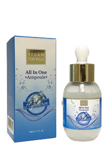Сыворотка для лица YeGam Hyaluron Top Plus All In One Ampoule