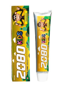 Детская зубная паста KeraSys Dental Clinic 2080 Kids Toothpaste Banana
