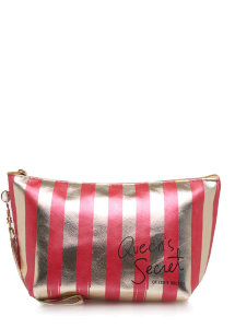 Косметичка Queen`s Secret Stripe Long Red