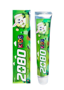 Детская зубная паста KeraSys Dental Clinic 2080 Kids Toothpaste Apple