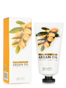 Крем для рук Jigott Real Moisture Argan Oil Hand Cream