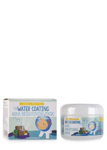 Маска для лица Elizavecca Milky Piggy Water Coating Aqua Brightening Mask