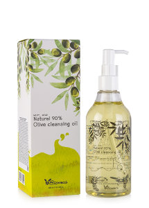 Масло для лица Elizavecca Natural 90% Olive Cleansing Oil