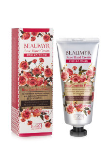 Крем для рук Juno Beaumyr Rose Hand Cream