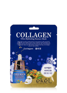 Ekel Collagen Ultra Hydrating Essence Mask