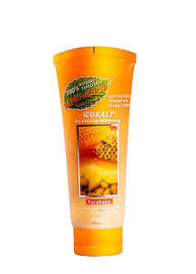 Скраб для лица Wokali Honey + Almond Facial Scrub