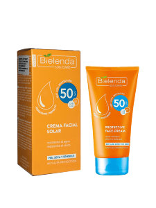 Солнцезащитный крем Bielenda Sun Care Protective Face Cream SPF 50