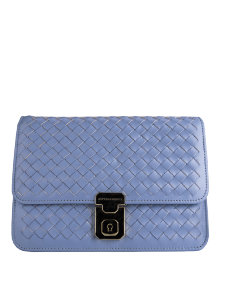 Сумка Bottega Veneta Compact Bag Light Blue
