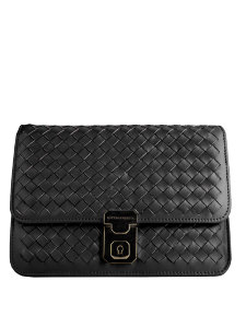 Сумка Bottega Veneta Compact Bag Black