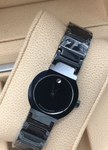 Наручные часы Movado Swiss Ceramic Black 07