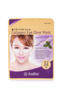 Патчи для глаз AsiaKiss Collagen Eye Zone Mask