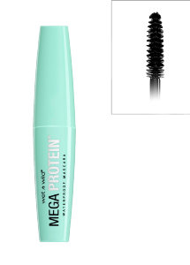 Тушь для ресниц Wet n Wild Mega Protein Waterproof Mascara