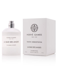Тестер Herve Gambs La Baie des Anges Cologne Intense