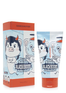 Маска для лица Elizavecca Hell-Pore Bubble Black Boom Pore Pack