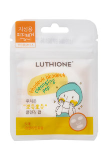 Пенка-таблетка для лица Luthione Bossong Bossong Cleansing Pop Oily Skin